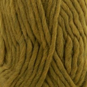 Drops Eskimo Uni Colour Ullgarn 50g Oliv (06)