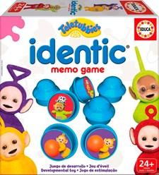 Teletubbies Baby Identic, Memory