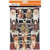 Glansbilder, ark 16,5x23,5 cm, jul, 3ark