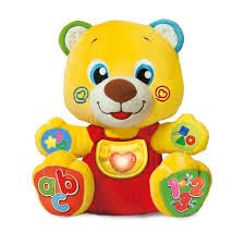 Teddy, Interaktiv nallebjörn, SE/FI, Clementoni