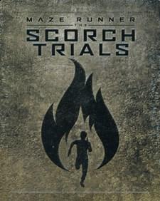 Maze Runner 2 - The Scorch trials - Ltd Steelbook (Blu-ray)