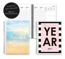 Kalender 2017 2i1 A5 Hav/Year