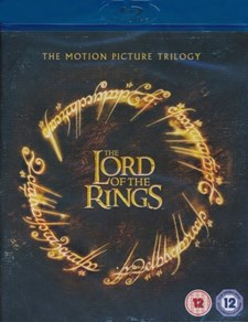 Lord Of The Rings - Trilogy (Blu-ray)