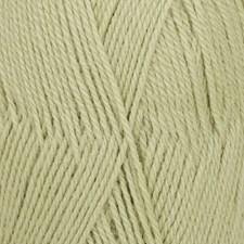Drops, Flora Uni Colour, Garn, Ullmiks, 50 g, Pistasj 16
