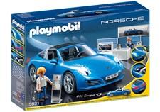 Porsche 911 Targa 4S, Playmobil Porsche (5991)