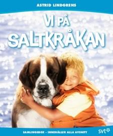 Vi på Saltkråkan - Volym 1-6 (3-disc) (Blu-ray) (restaurerad)