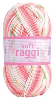 Soft Raggi 100g Rosa print (31204)