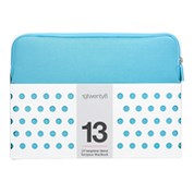 "Datorfodral för Macbook 13"" Neoprene 19TWENTY8 BLUE MERMAID"