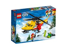 Ambulanshelikopter, LEGO City Great Vehicles (60179)