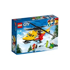 Ambulanshelikopter, LEGO City Great Vehicles (60179)