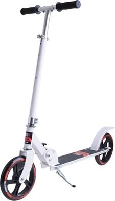 Stiga sparkesykkel Creator 200-S White, store hjul