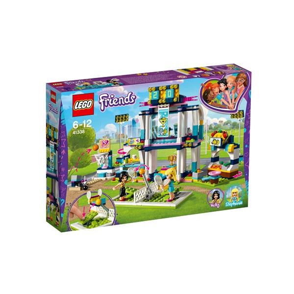 Stephanies sportarena  LEGO Friends (41338)  Lego - lego & duplo