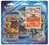 Poke Blister, 3-pack, XY12 Evolutions, Braixen, Pokémon