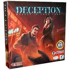 Deception, Murder in Hong Kong, English version