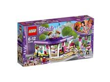 Emmas konstkafé, LEGO Friends (41336)