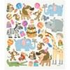 Tarrat, Eläinten syntymäpäivä, 15x16,5 cm, 1 ark