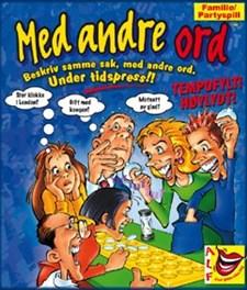 MED ANDRE ORD brettspill