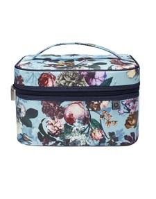 Essenza Home Kate Fleur Beautybox Polyester Medium Dusty Aqua