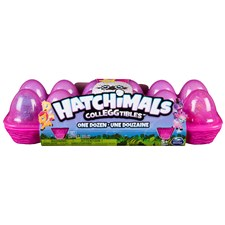 Colleggtibles 12pk S4, Hatchimals