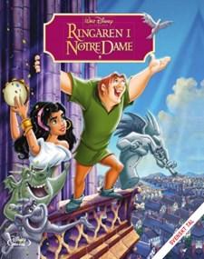 Disney Klassiker 34 - Ringaren i Notre Dame (Blu-ray)