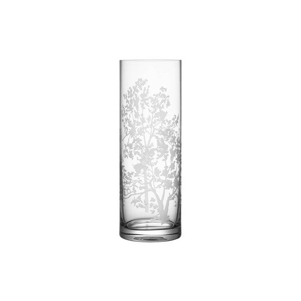Orrefors Organic Vas Cylinder 30 cm - vaser