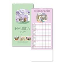 Perhekalenteri 18/19 Burde Hauska, FSC Mix