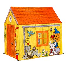 Bamse lektält - Hus