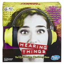 Hearing Things NO, Hasbro Gaming
