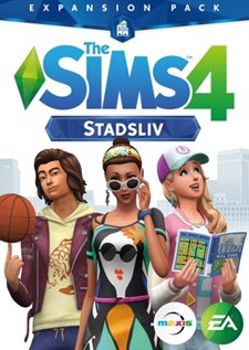 The Sims 4 - Stadsliv
