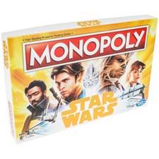 Monopoly Han Solo ENG, Hasbro Gaming