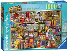 The Craft Cupboard, Pussel 1000 bitar, Ravensburger