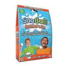 Snoball, Battlepack