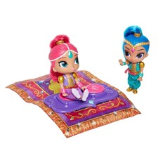 Flying Carpet, Shimmer & Shine