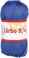Järbo 8/4 50g Bomullsgarn Åskblå (32081)