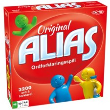 Alias Original, Tactic (NO)