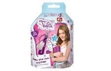 Gör Din Egen Nyckelring, Disney Violetta