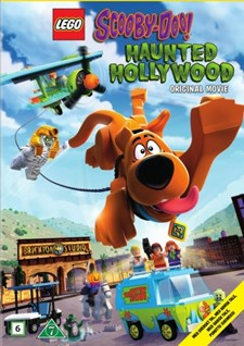 Lego Scooby-Doo - Haunted Hollywood