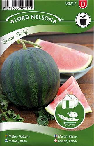 Vattenmelon frö, Sugar Baby