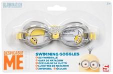 Svømmebriller, Barn, Minions