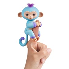 Fingerlings Fingerapa, 2-tone, Ava, WowWee