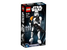 Stormtrooper Commander, LEGO Star Wars (75531)