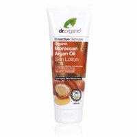Dr Organic Moroccan Argan Oil Hudlotion, 200 ml