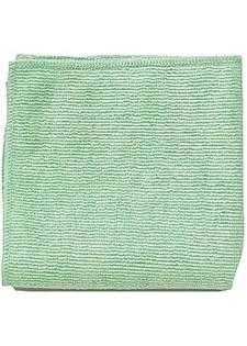 Mikrokuituliina vihreä 40x40 cm (12 kpl)