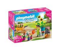 Kukkakauppa, Playmobil City Life (9082)