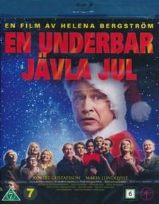 En underbar jävla jul (Blu-ray)