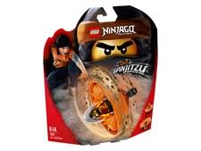 Cole – spinjitzumästare, LEGO Ninjago (70637)