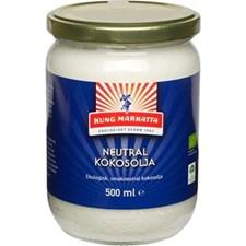 Kung Markatta Kokosolja Neutral 500 ml Eko
