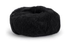 Dale Garn Erle Lanka Silk Mohair Mix 50 g musta 0090
