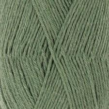 Drops, Nord Uni Colour, Garn, Alpakkamiks, 50 g, Skogsgrønn 19