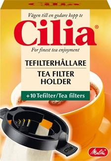 Melitta Cilia Tefilter med 10 Påsar